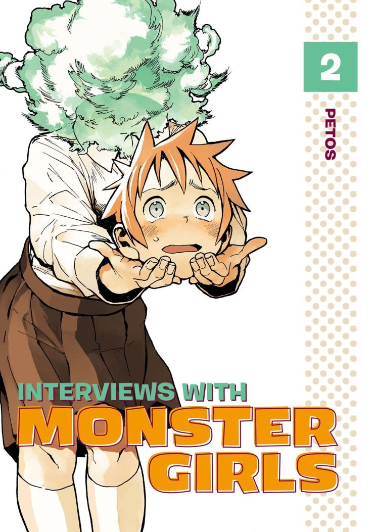 Interviews with Monster Girls Vol. 2 Review