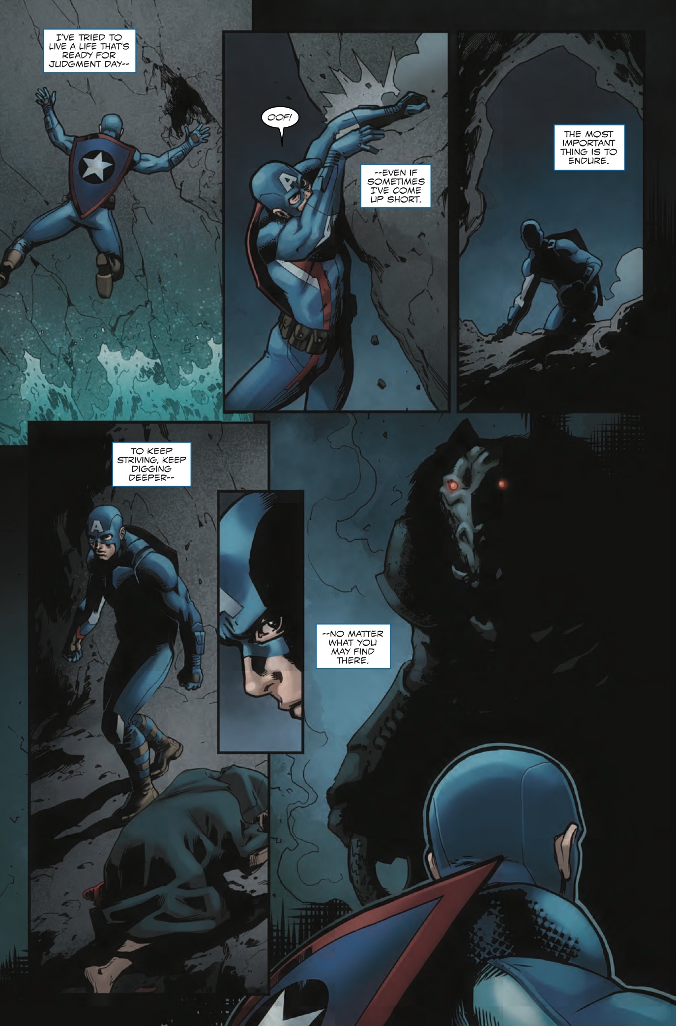 Captain America: Steve Rogers #9 Review