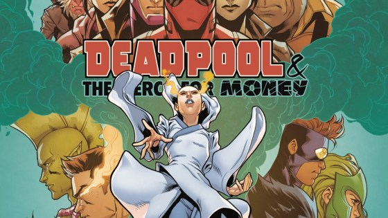 This unnecessary Deadpool series' crossover with Marvel Comics' Inhumans Vs. X-Men event comes to end this month. In my opinion, this two-issue story arc was two issues too long.