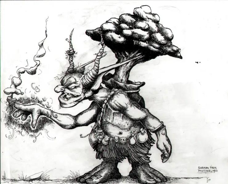 No Ordinary Fairy Tale: An Interview With Farlaine The Goblin's Creator