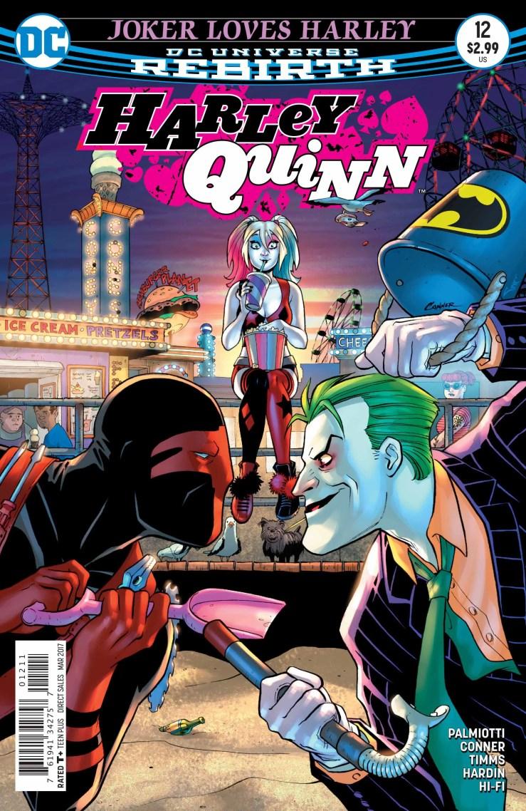 Harley Quinn #12 Review