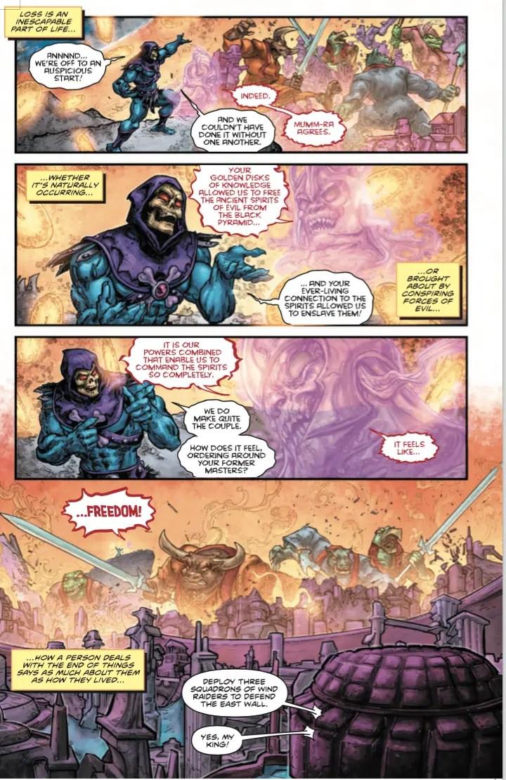 He-Man/Thundercats #4 Review