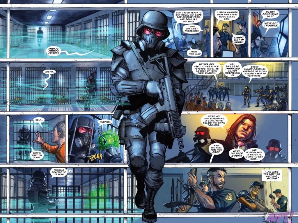 Green Arrow #15 Review