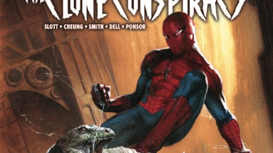 The darkest Spider-Man story ever gets EVEN DARKER! Doctor Octopus and the Lizard have both been on a tight leash, but decide it's time to stop playing nice…