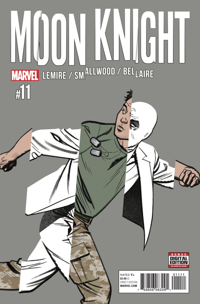 Moon Knight #11 Review