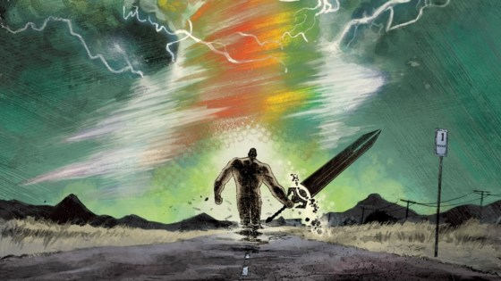 God Country #1 Review