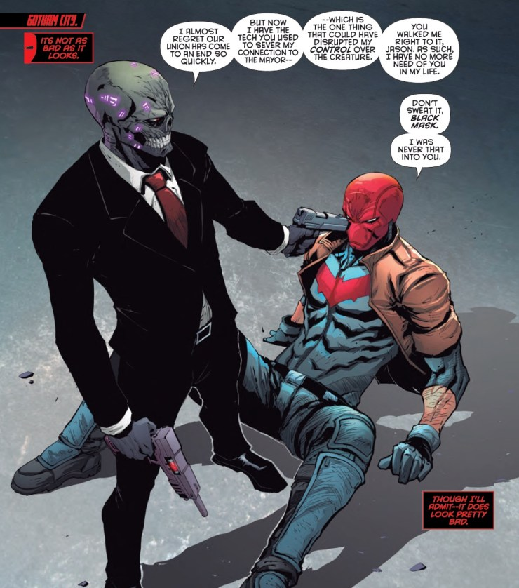 Red Hood and the Outlaws #6 Review