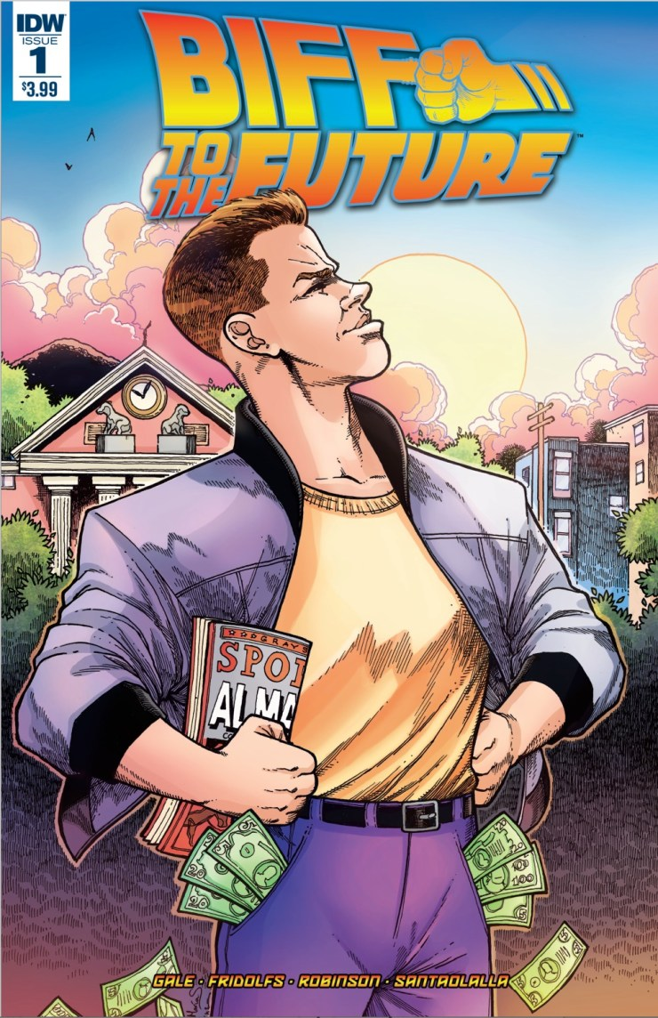 Back To The Future: Biff To The Future #1 Review