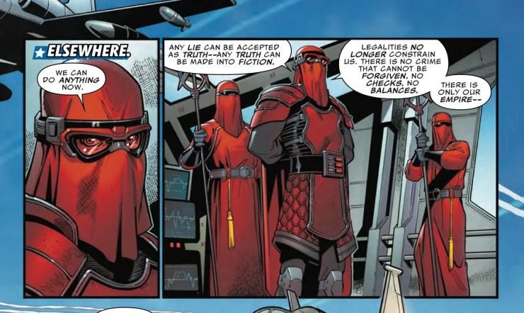 U.S. Avengers #1 Review