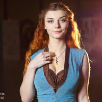 Game of Thrones: Margaery Tyrell Cosplay by Xenia Shelkovskaya