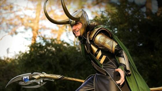 Loki Cosplay by Loki Hates You