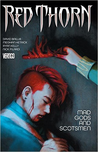 Red Thorn Vol. 2 Review