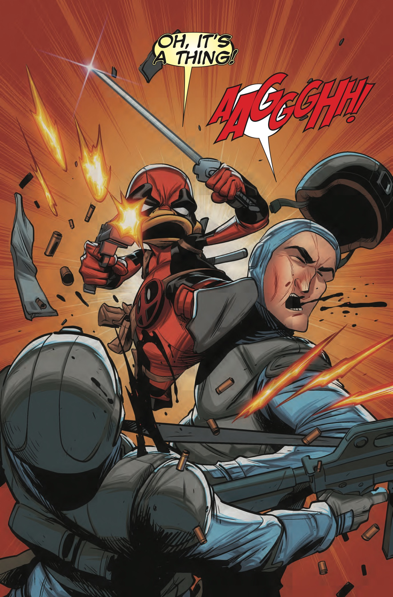 Deadpool the Duck #3 Review