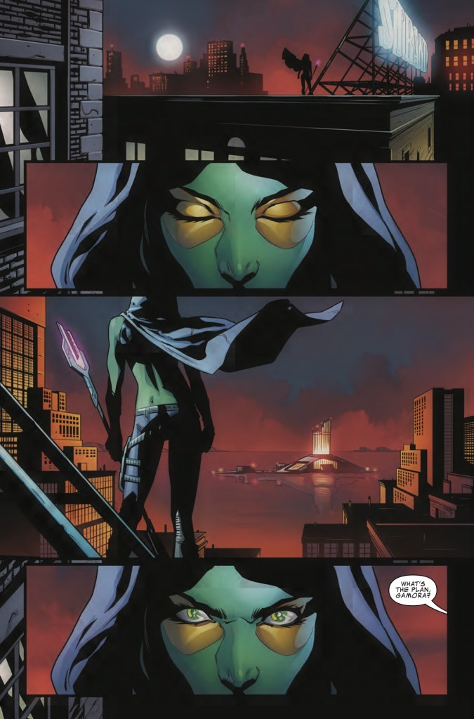 Guardians of the Galaxy #17 Review