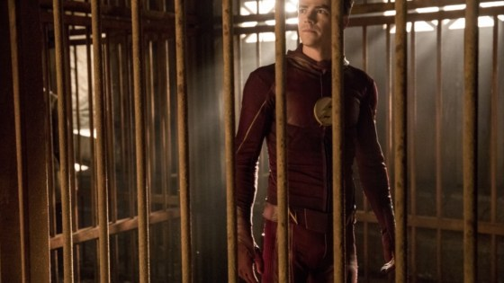 When The Flash introduced Grodd in Season 1, it was met with cheers from DC fans who had grown disillusioned with the gritty DC theatrical cinematic universe. Grodd's arrival proved beyond a shadow of a doubt that Grant Gustin's Flash in the Greg Berlanti Flash/Arrowverse was committed to restoring lightness, fun, and even sometimes silliness to these properties.