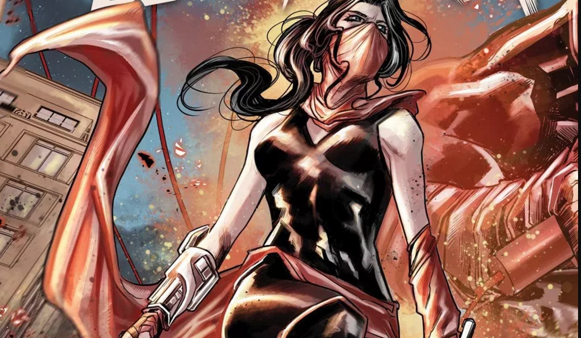 'Elektra: Always Bet on Red' review: an exciting book that soars in its inventiveness and mixes together hero and villain in an exciting way