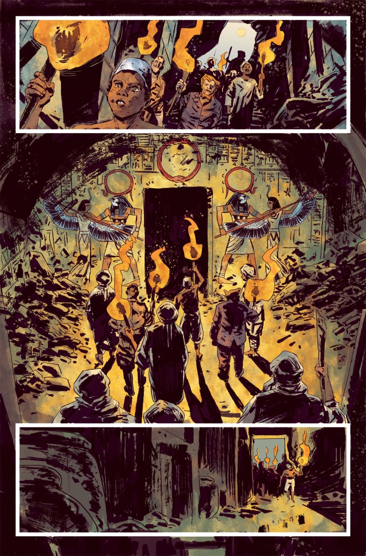 Penny Dreadful Issue 1 Page 3