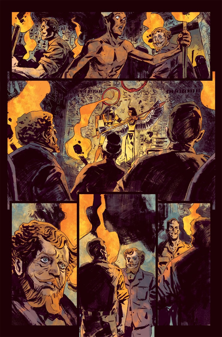 Penny Dreadful Issue 1 Page 5
