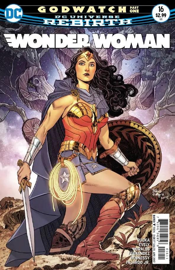 Wonder Woman #16 Review