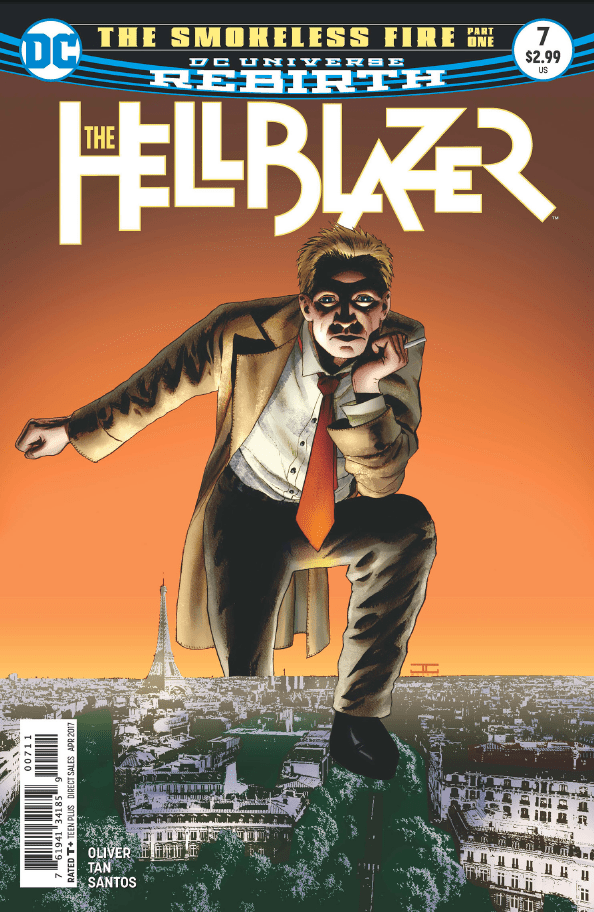 The Hellblazer #7 Review
