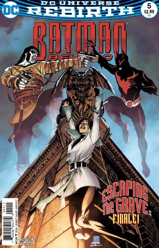 Batman Beyond #5 Review