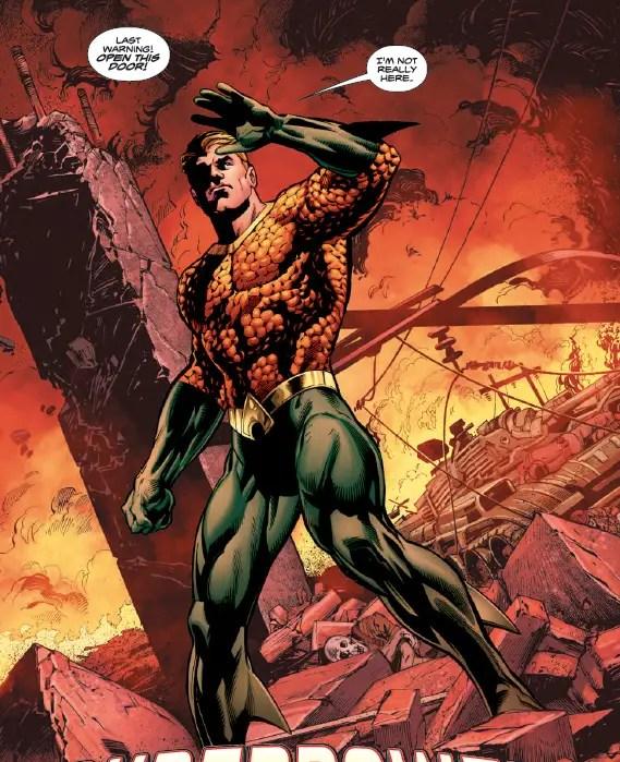 Aquaman #18 Review