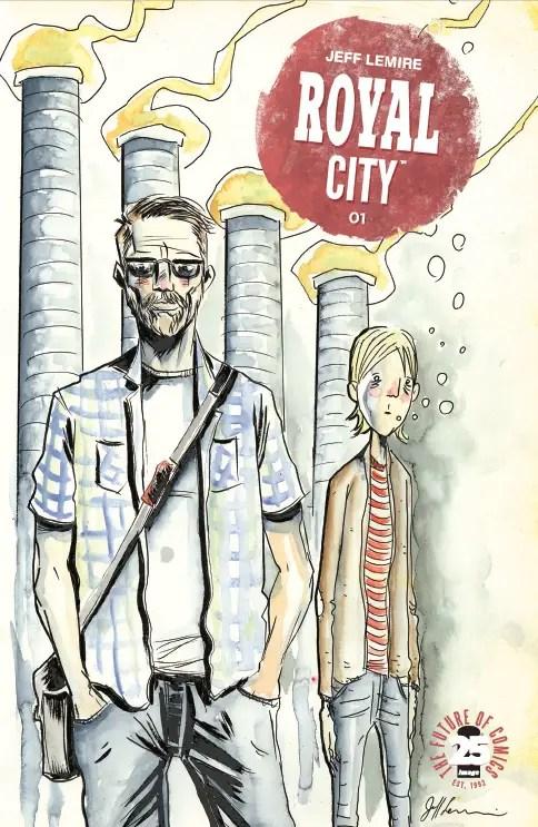 Royal City #1 Review