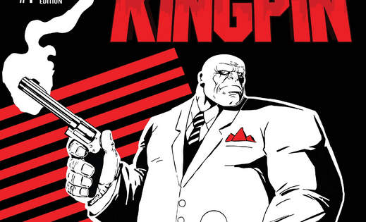 The second superhero Civil War has subsided, and Wilson Fisk can continue on with rebuilding his business--and his reputation. In Kingpin #1, writer Matthew Rosenberg returns to flesh out Big Willy's style. Is it good?