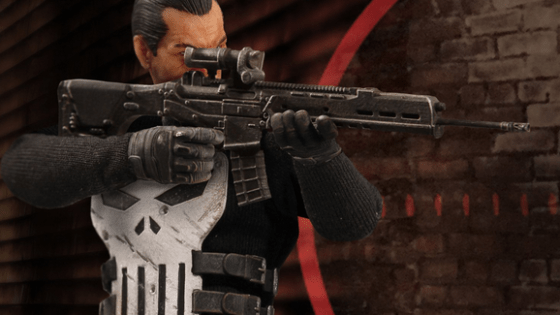 Unboxing/Review: Mezco Toys Punisher ONE:12 Collective