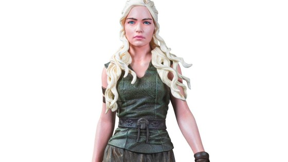 Dark Horse and HBO Global Licensing are introducing new looks for some familiar characters in their bestselling line of Game of Thrones figures. The new figures will be released in June 2017, coinciding with the Season 7 premiere of the award-winning show this summer. To date, Dark Horse and HBO have released twenty-seven Game of Thrones figures.