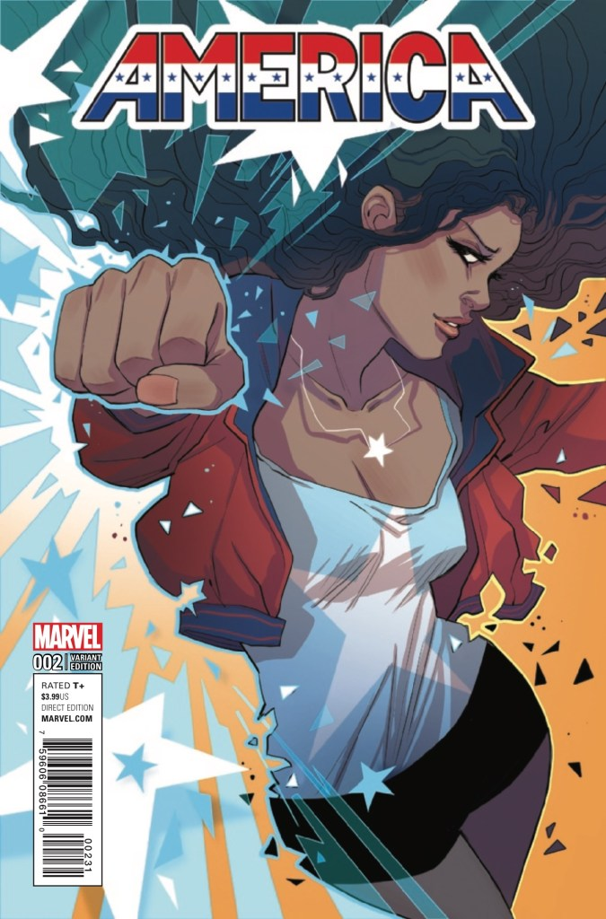 Marvel Preview: America #2