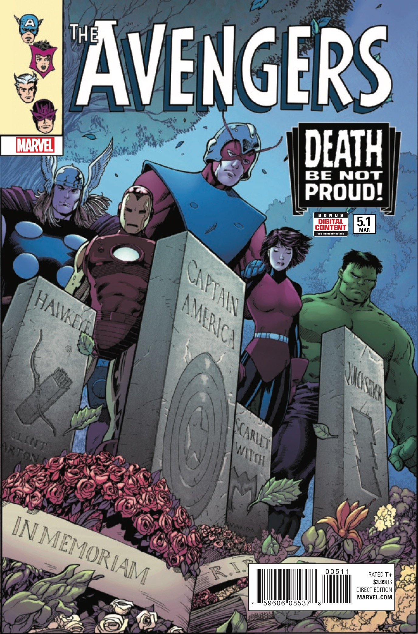 Avengers #5.1 Review