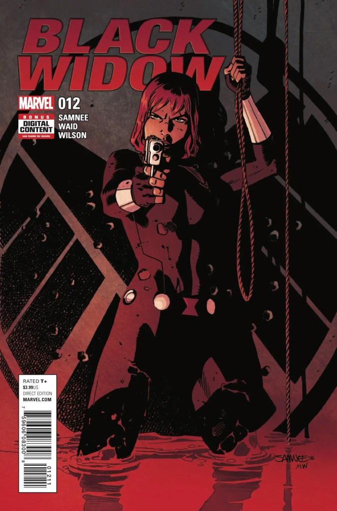 Black Widow #12 Review
