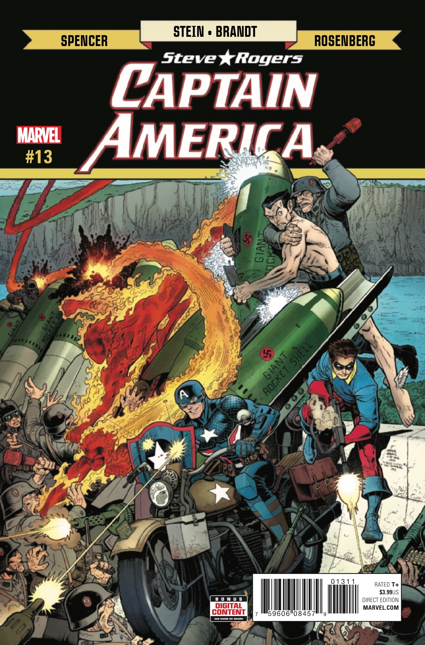 Captain America: Steve Rogers #13 Review