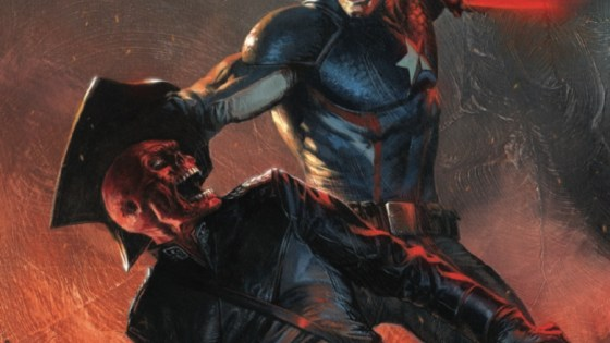 The stage is set! Everything has been leading to this moment! It's time for Captain America to step out of the shadows to change the very landscape of the Marvel Universe in a massive way!