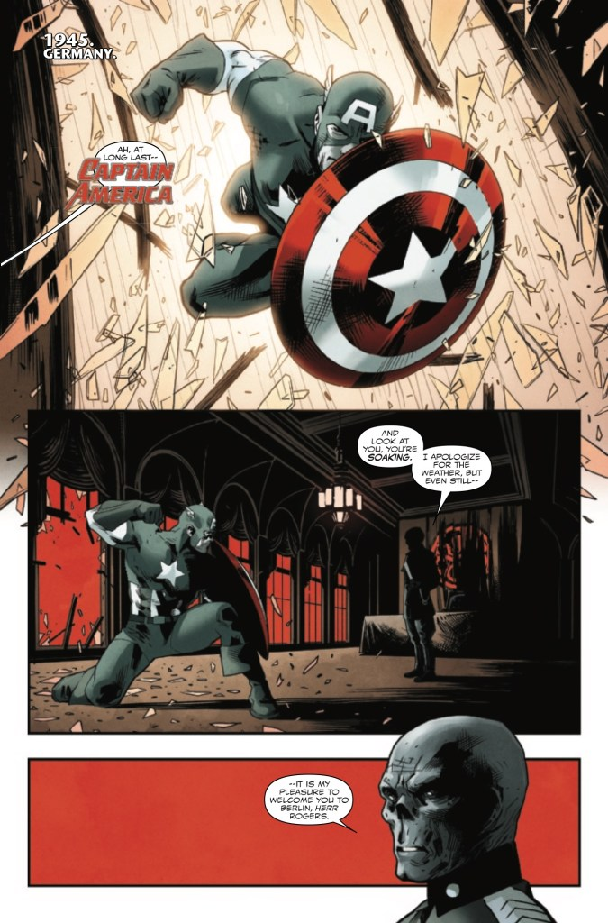 Marvel Preview: Captain America: Steve Rogers #15
