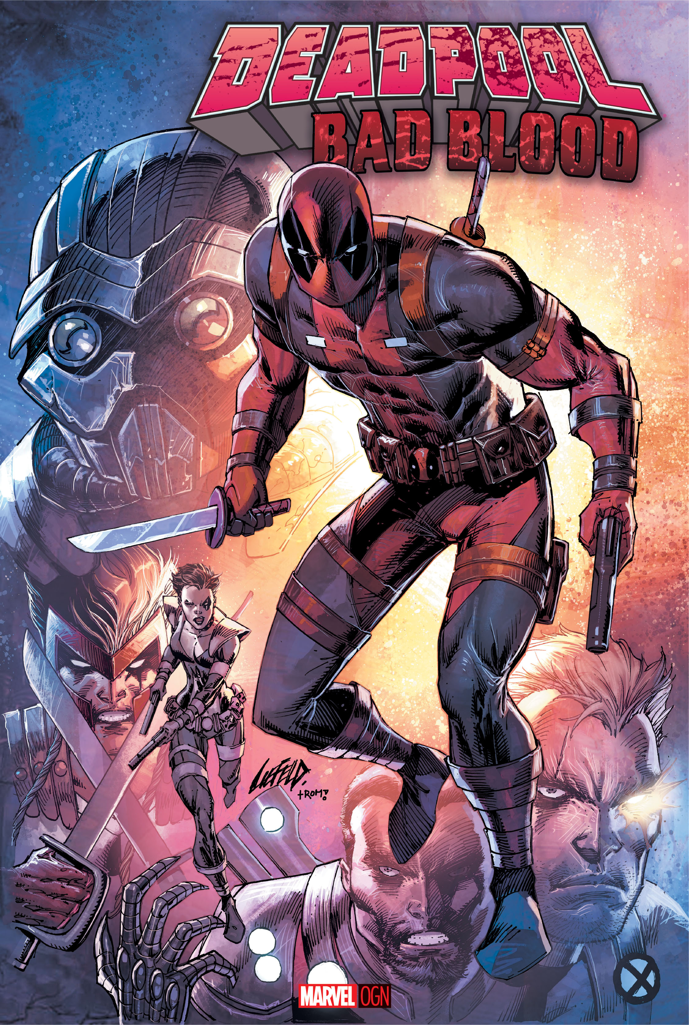 Deadpool: Bad Blood Review