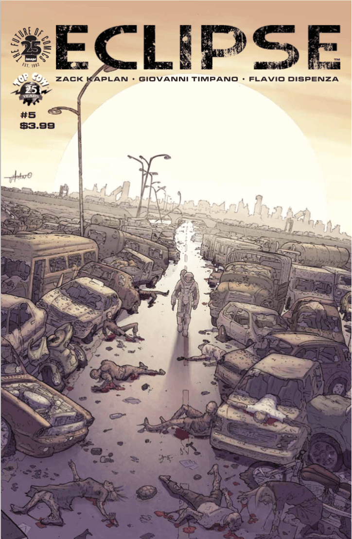 Eclipse #5 Review