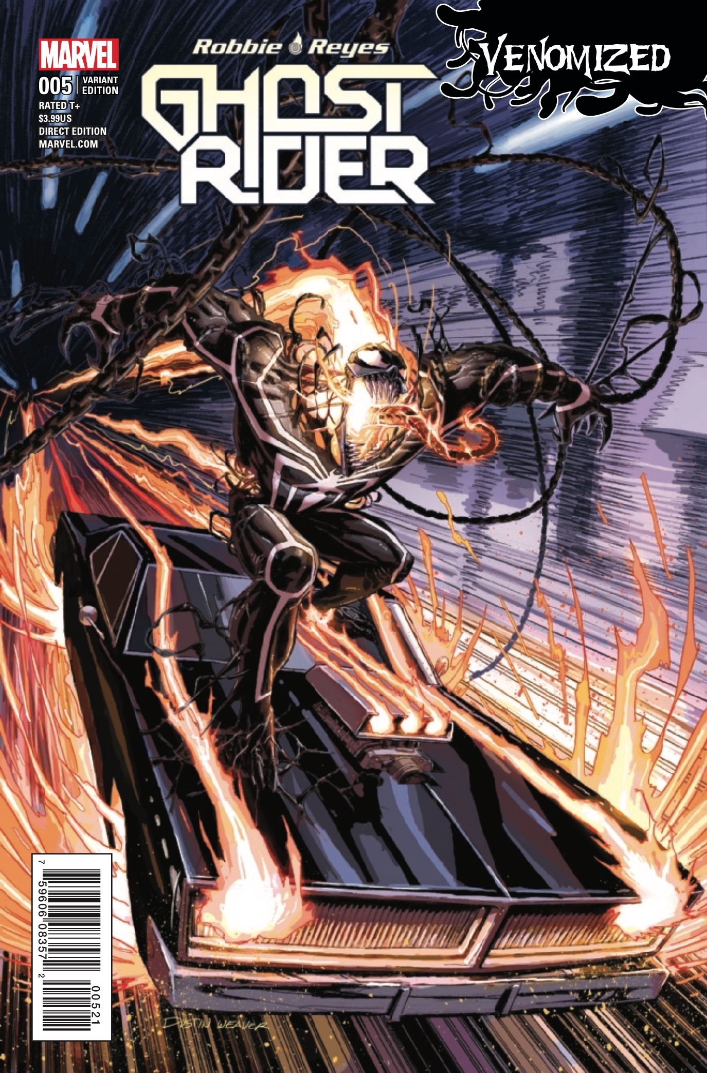 Ghost Rider by Daniel Way: The Complete Collection Review