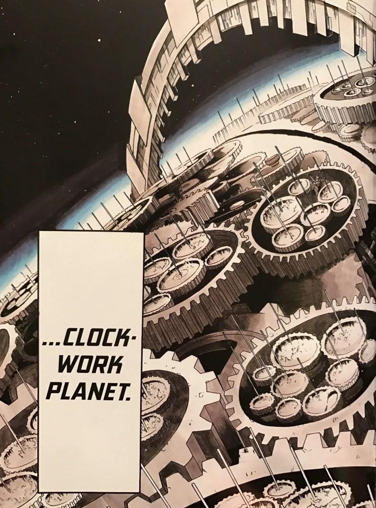 Clockwork Planet Vol. 1 Review