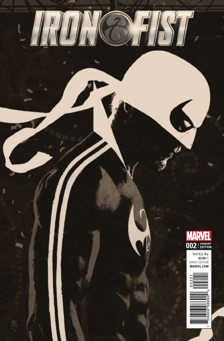 Marvel Preview: Iron Fist #2