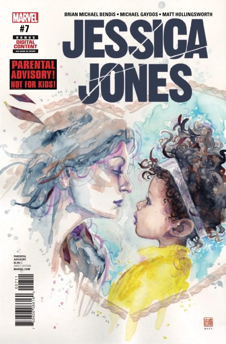 Marvel Preview: Jessica Jones #7
