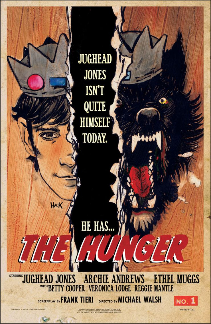 Jughead: The Hunger Review