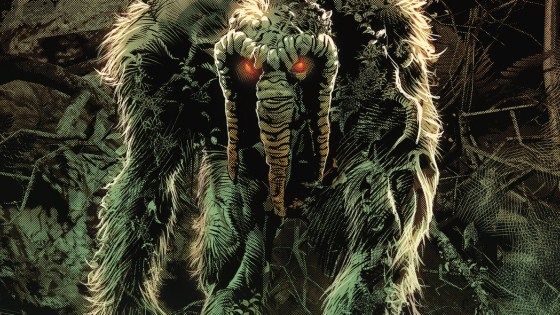 I was really hoping Man-Thing #2 would deliver the goods and convince me to keep reading the series. It doesn't. R.L. Stine continues to miss the mark with this second installment, turning in a story that's lacking strong characters, clear plot, and frankly a reason to exist.