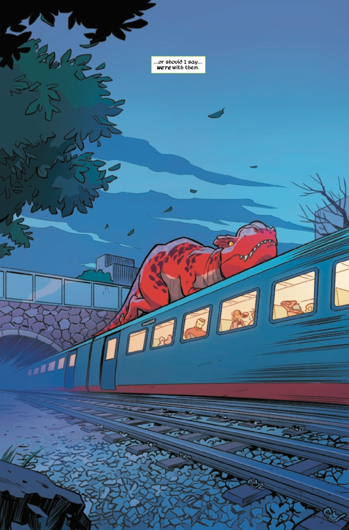Moon Girl and Devil Dinosaur #17 Review
