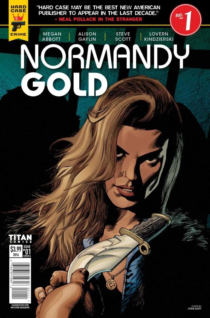 Titan Preview: Normandy Gold #1