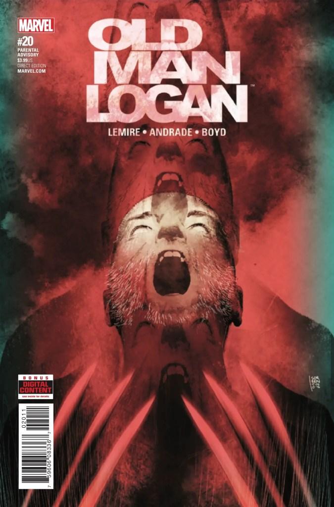 Old Man Logan #20 Review