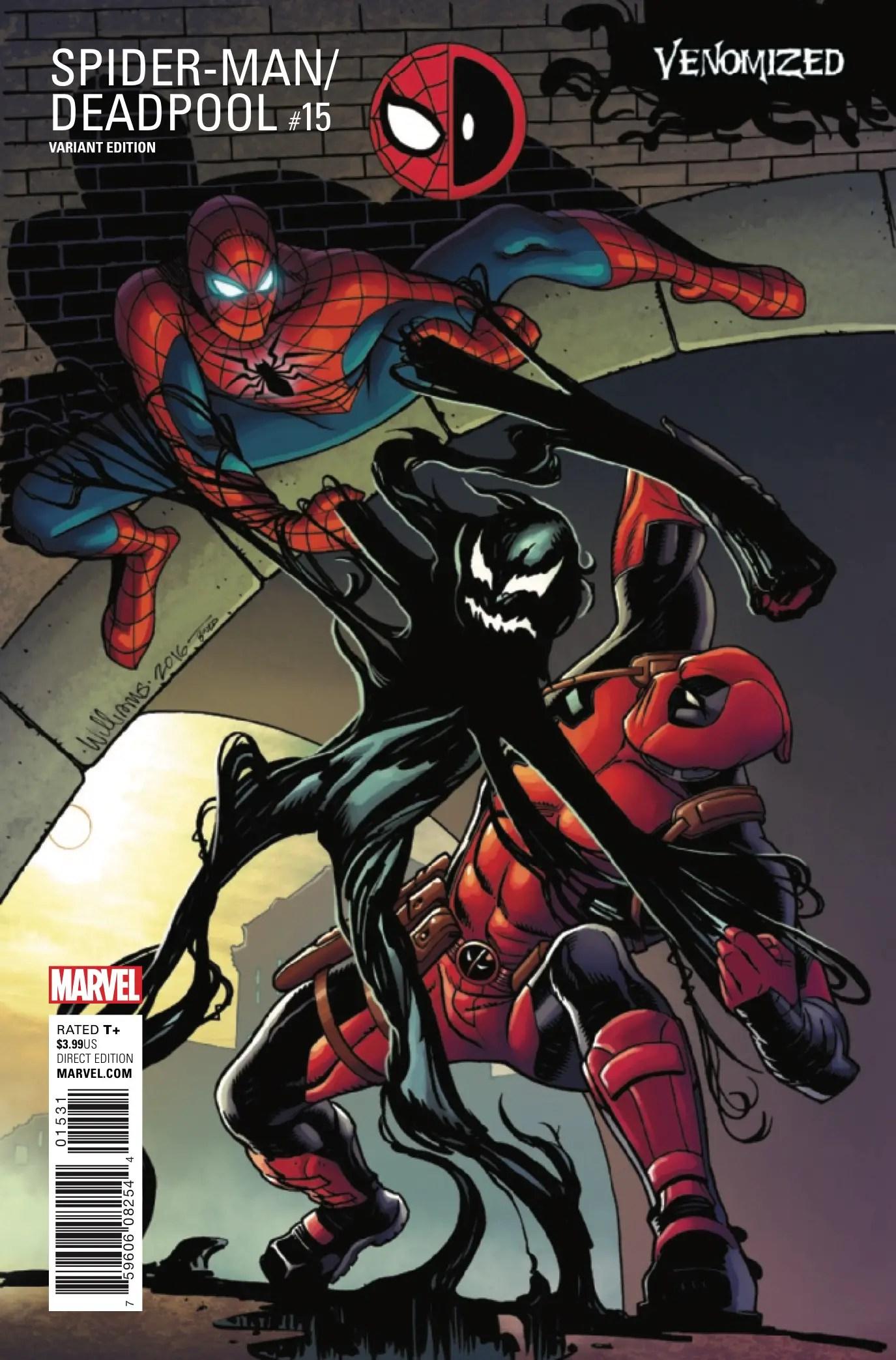 Spider-Man/Deadpool #15 Review