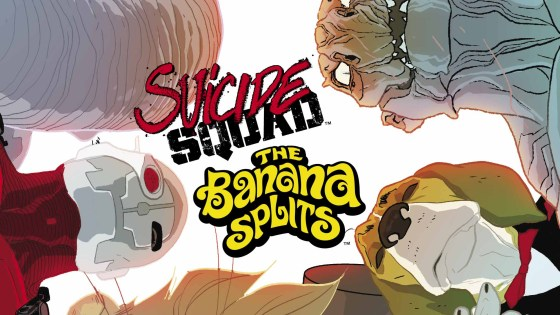 Over the last year, DC has published several comic books featuring classic Hanna-Barbera characters (like the surprisingly excellent The Flintstones) and the results have thus far been of a high quality. Does Suicide Squad/Banana Splits Annual #1 continue this trend?
