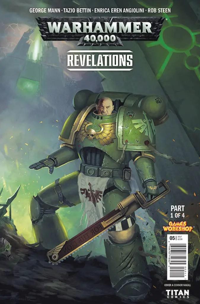 Warhammer 40,000: Revelations #1 Review
